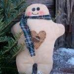 Christmas Chubby Gingerbread Man So..